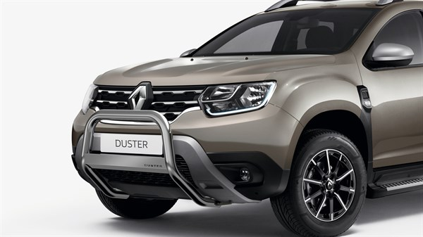 Renault DUSTER - Pare buffle